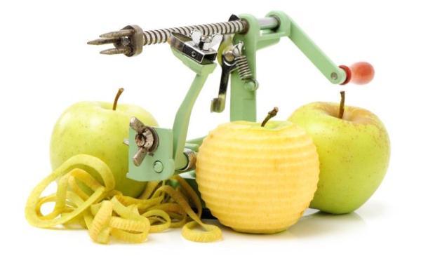 μαχαίρι καθαρισμού μήλων