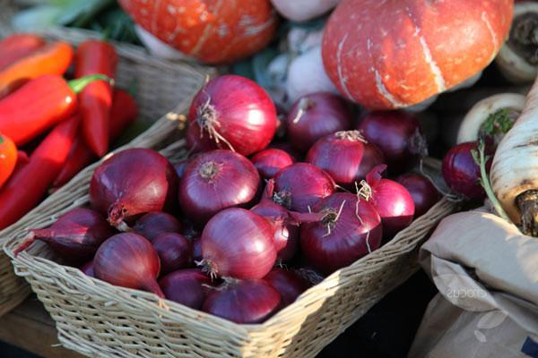 κρεμμύδι κόκκινο βαρόνη